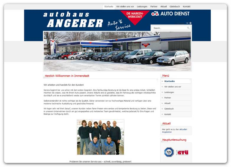 Autohaus Angerer