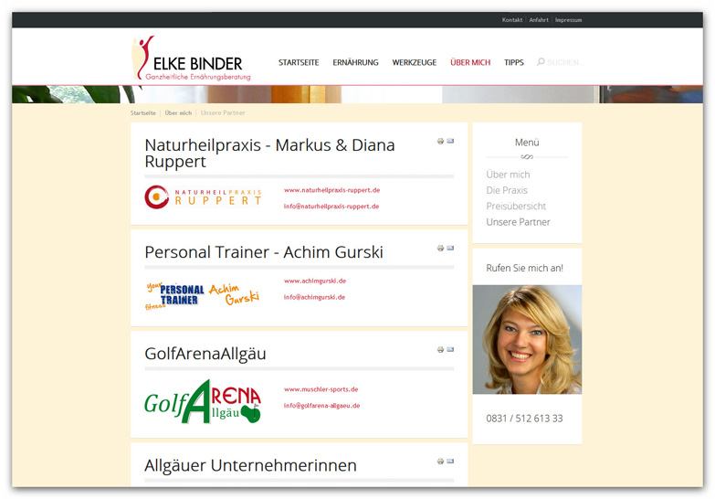 Elke Binder - Partner