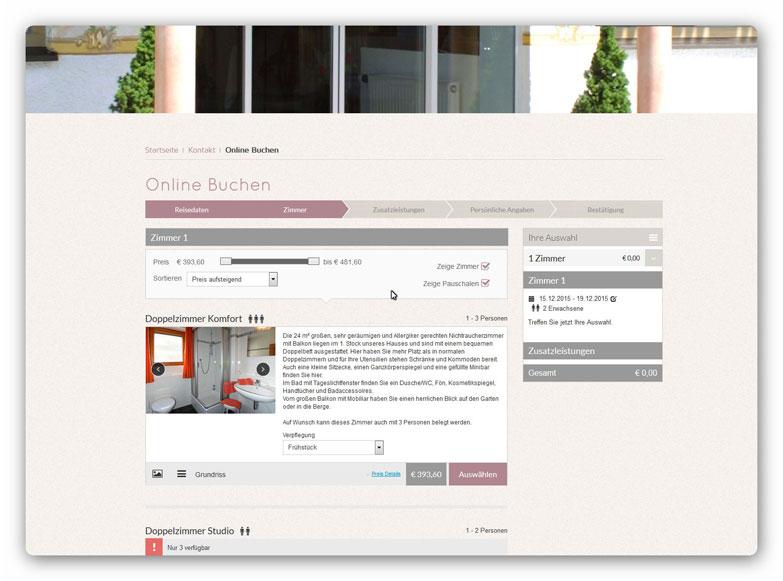 Küchenzeile Kempten ~ schmideler hotel garni& café kuschel software full service internetagentur immenstadt
