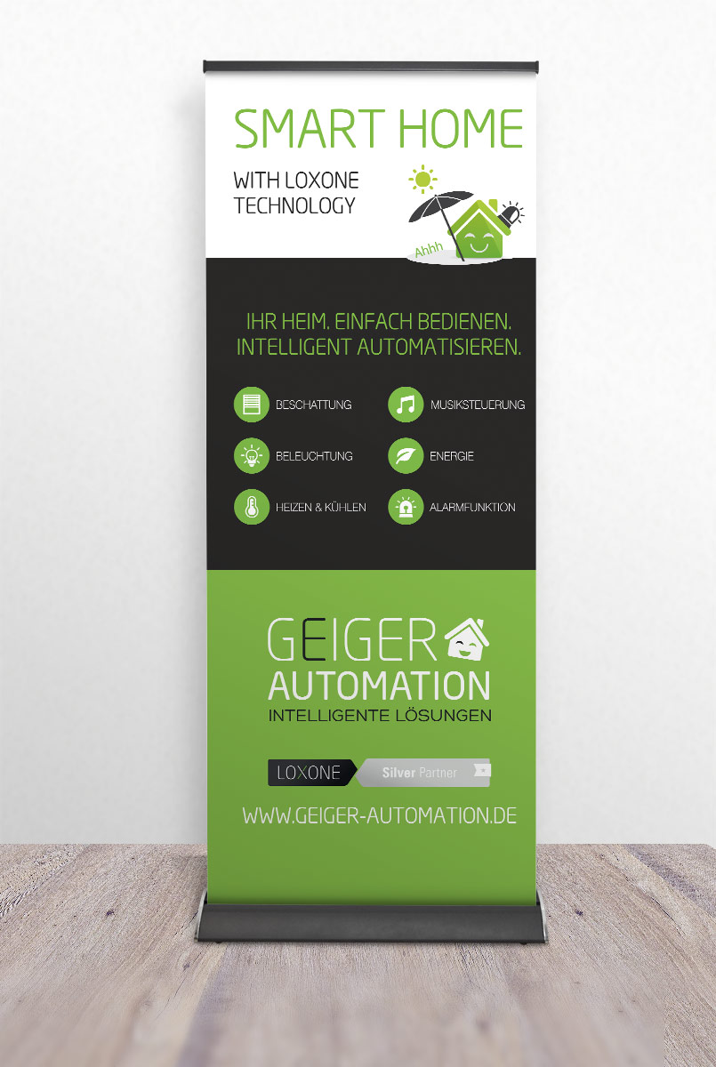 Geiger SmartHome | Rollup